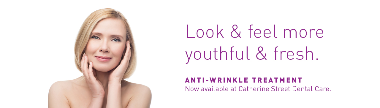 Anti-wrinkle treatments in limavady